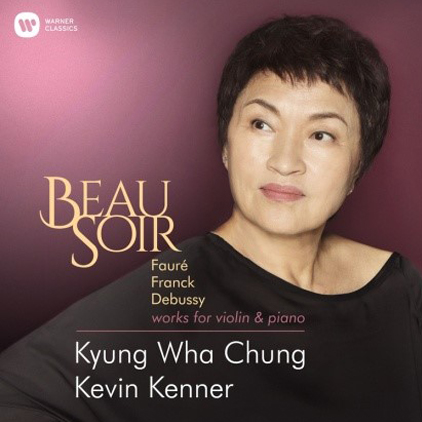 Beau Soir – Music of Faure, Franck and Debussy