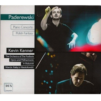 Paderewski Concert Works